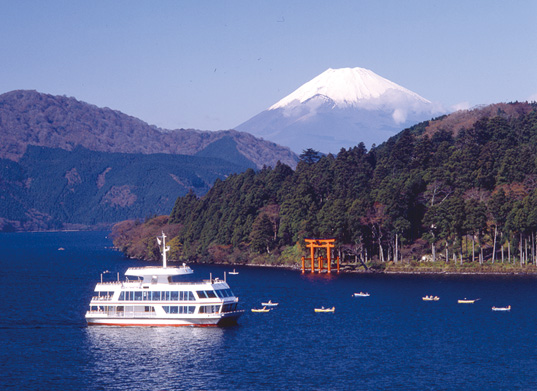 1-Day Mt. Fuji & Hakone Tour (Disband at Odawara Station) (With Lunch) [F808]