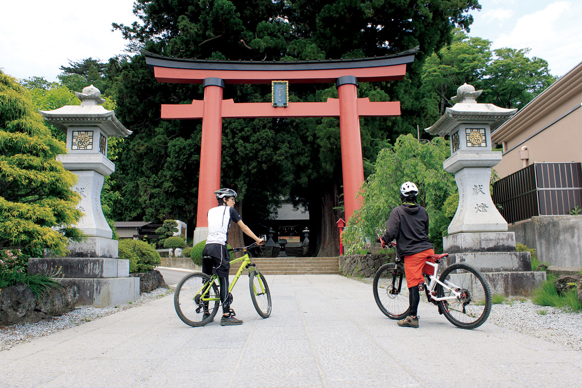 1-Day Mt. Fuji & World Heritage Cycling Tour [F852]
